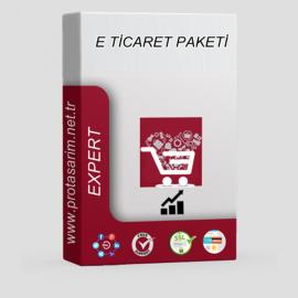 Opencart E-Ticaret Paketi Expert