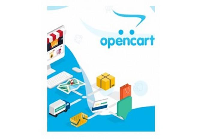 Opencart premium eticaret paketi güncellendi