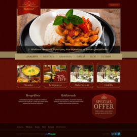 Altın Restaurant Teması