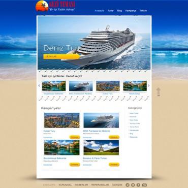 Tatil Turizm Teması
